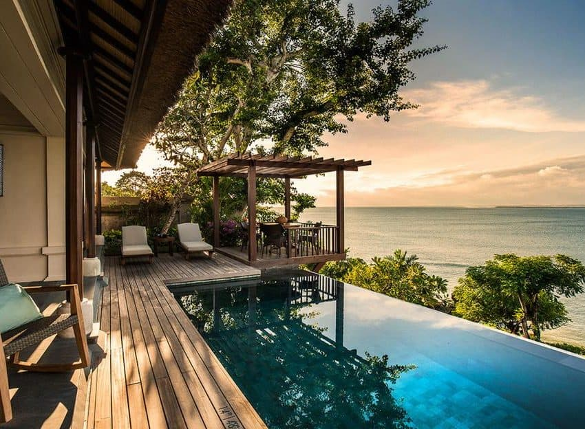 13 Most Recommended Hotels for Honeymoon in Bali