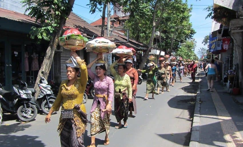 13 Common Streets to Avoid in Bali