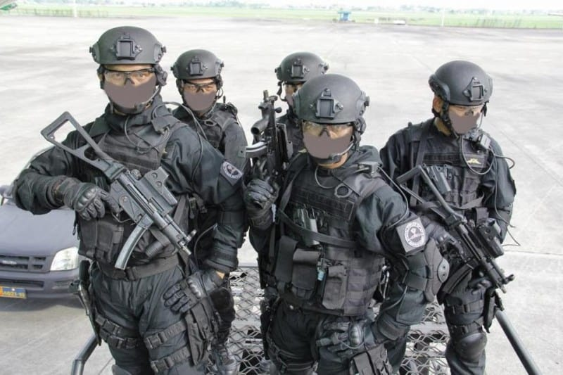 9 Elite Indonesian Special Force