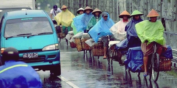 The Complete 25 Traveling Tips to Indonesia in Rainy Season