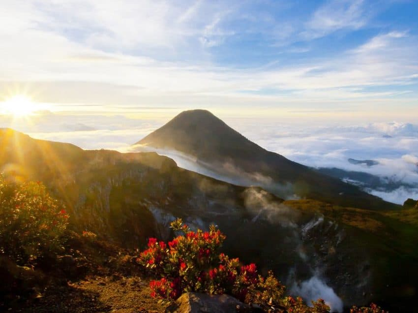 13 Mountains To Climb in Indonesia for Professional Hikers