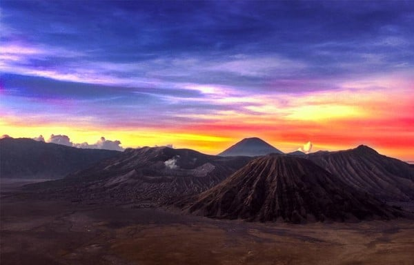 Best Places to See Sunrise in Indonesia : Hills, Temples, and Gems of Indonesia