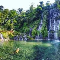 Banyumala Waterfall, Buleleng