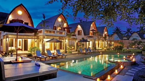 13 Wonderful Places to Stay in Gili Trawangan Indonesia