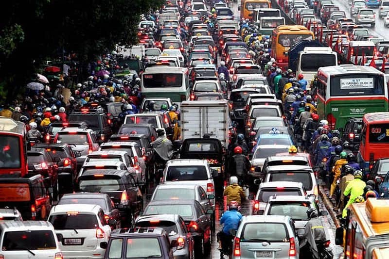 14 Causes of Traffic Congestion in Jakarta : Our Main Problems