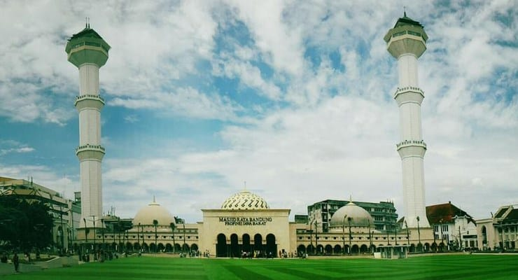 The List of 14 Spiritual Places Must Visit in Bandung During Ramadhan