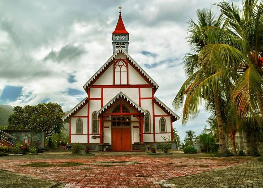 The List of 15 Historical Churches in Indonesia