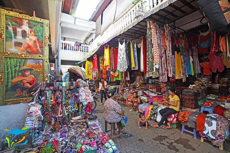 13 Best Traditional Markets in Bali : Find Your Unique Souvenirs with Affordable Price