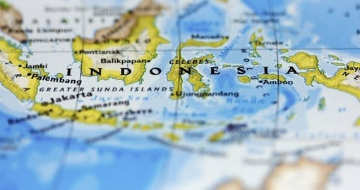 indonesian geography