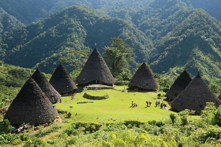 Wae Rebo, A Village above The Sky in Flores