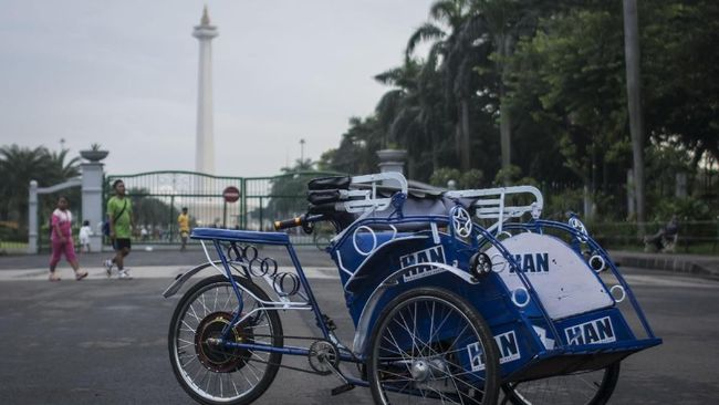 The Evolution of Becak: A Unique Transportation in Indonesia