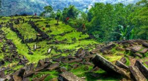 Megalithic Site in Gunung Padang: A Place To See The Past Time