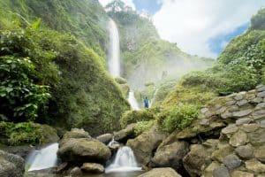 Curug Citambur Waterfall