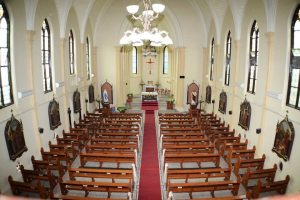 Church of the Sacred Heart of Jesus, Malang