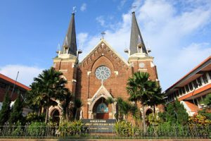 Kepanjen Catholic Church, Surabaya
