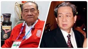 Michael Bambang Hartono and Robert Budi Hartono