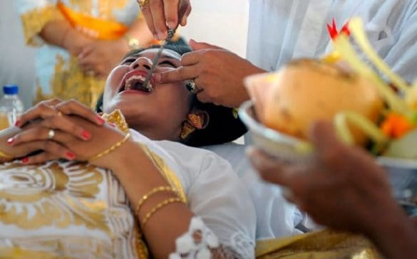 Coming of Age Ceremonies in Indonesia Culture