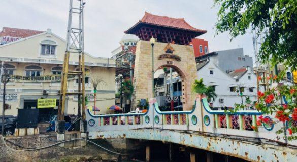 Famous Market in Jakarta