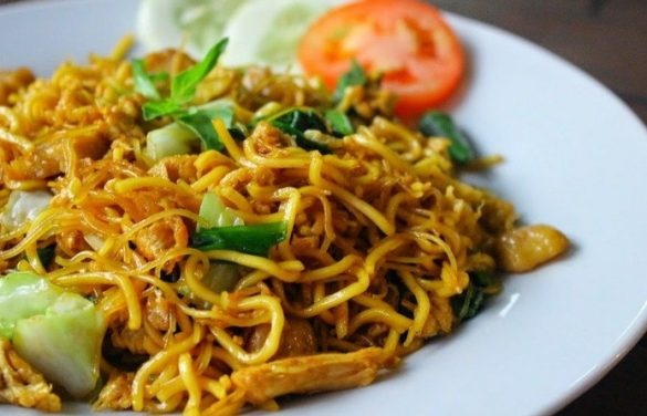 Indonesian Noodle Dish