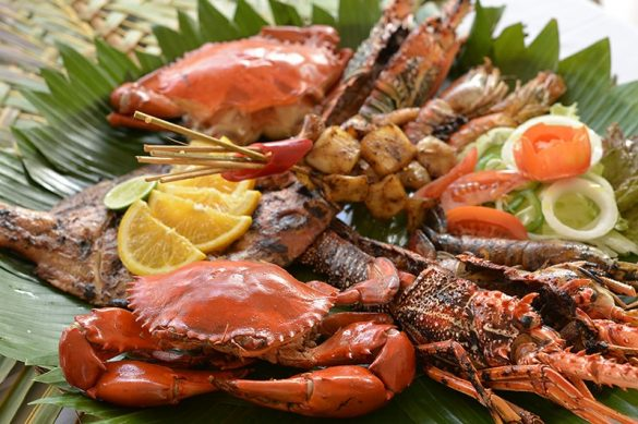 Indonesian Seafood
