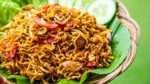 Mie Goreng (Fried Noodle)