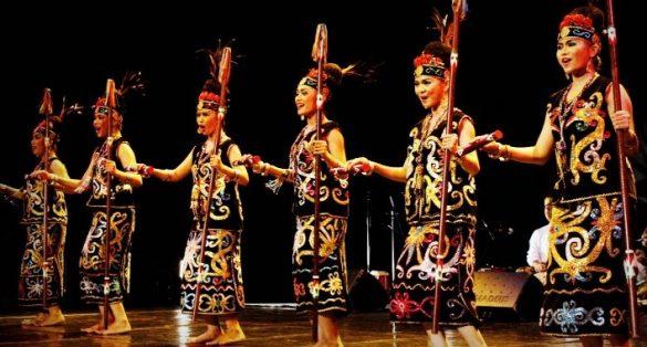 Tarian Khas Kalimantan Timur