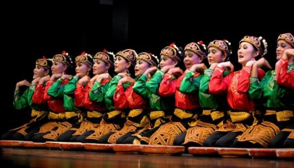 Traditional Dances from Aceh