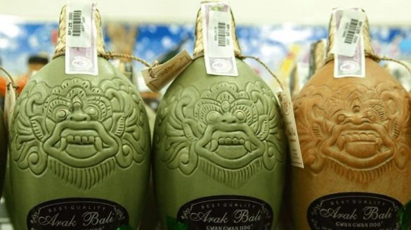 Indonesian Traditional Alcoholic Drink