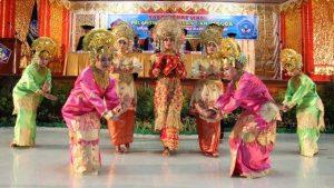 Pasambahan Minang Dance