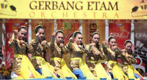 Kutai Offerings Dance
