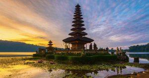 Place of Balinese Hindu Pray