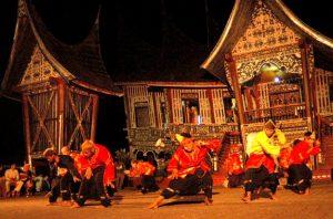 Randai Dance