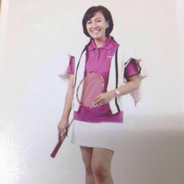 Indonesian Legendary Female Badminton Player - Erma Sustianingsih