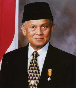 BJ Habibie