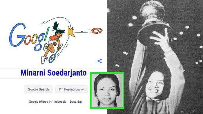 Indonesian Legendary Female Badminton Player - Minarni Soedarjanto