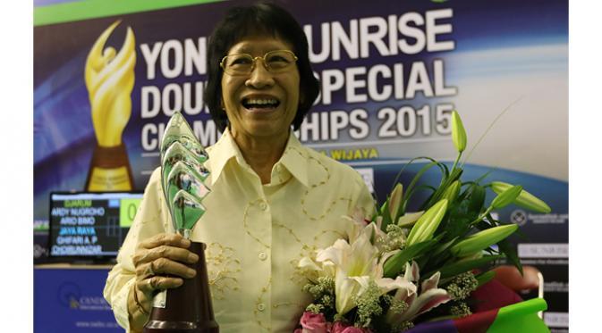 Indonesian Legendary Female Badminton Player - Retno Koestijah