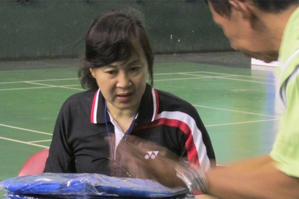 Indonesian Legendary Female Badminton Player - Rosiana Tendean