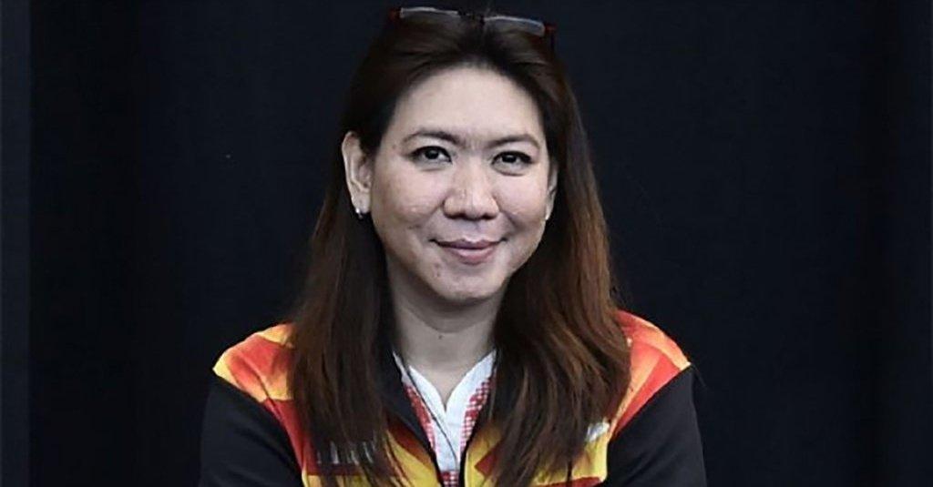 Indonesian Legendary Female Badminton Player - Susi Susanti