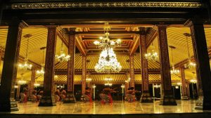 Traditional House of Javanese - Joglo
