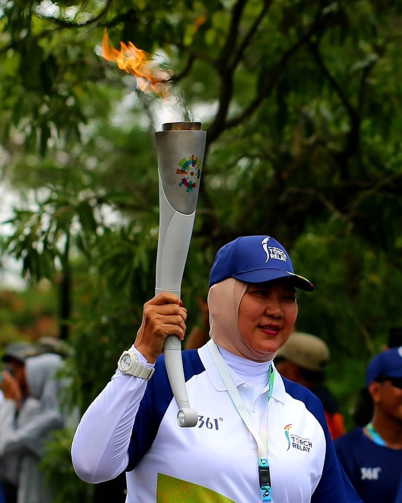 Indonesian Legendary Female Badminton Player - Verawati Fajrin