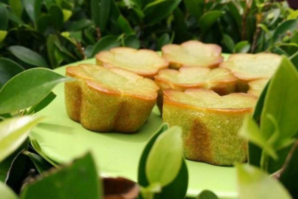 Kemojo Sponge Cake