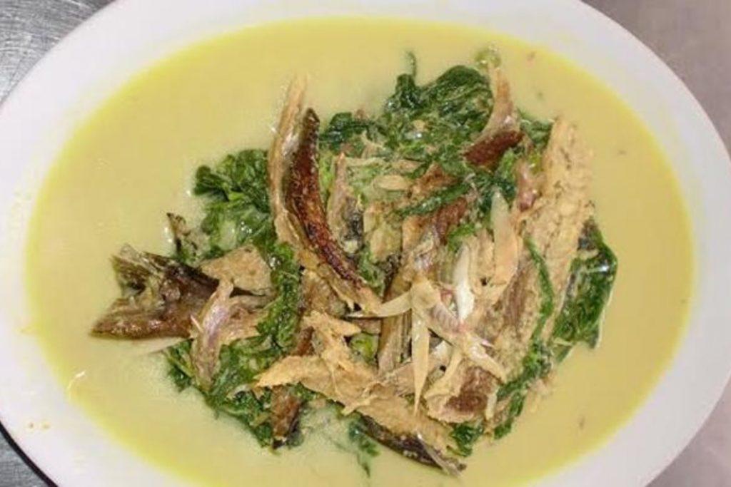 Salai Fish Curry