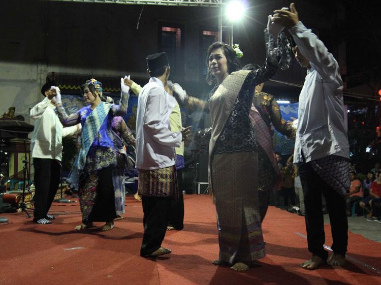Balanse Madam Dance
