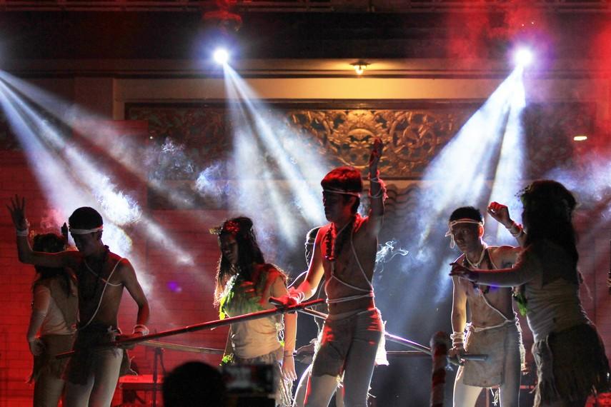 Kubu Dance