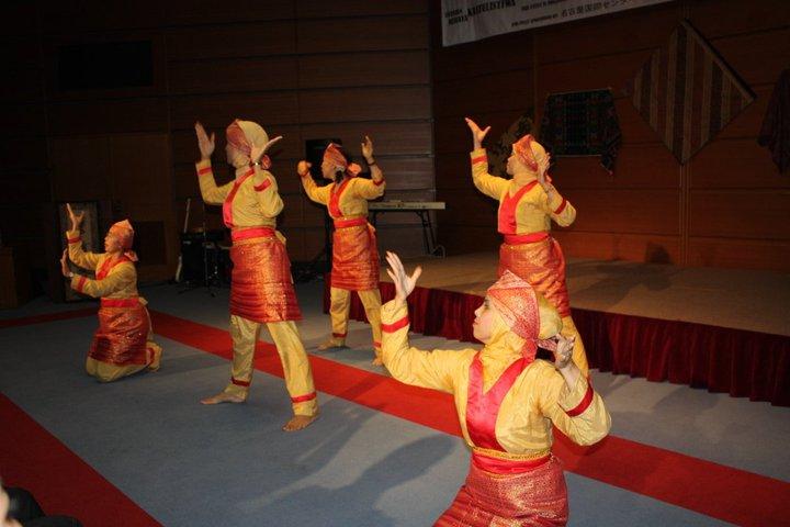 Rantak Kudo Dance