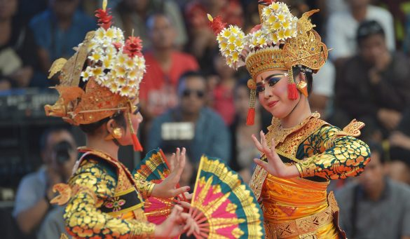 traditional dances from bali