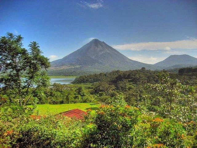 Mt. Ibu Volcano