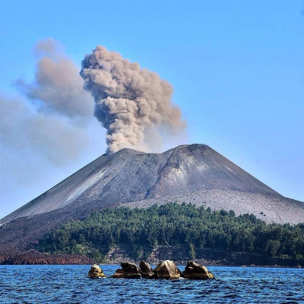 Mt. Krakatau