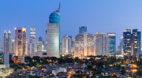 Tallest Buildings in Indonesia