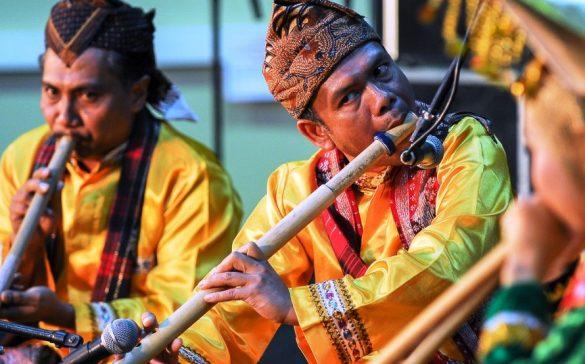 alat musik tradisional minang